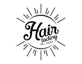 "#65 for Logo ""Hair Factory Shop"" by GirottiGabriel"