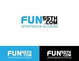 #3 untuk Fun55th.Com logo design oleh yaseenamin