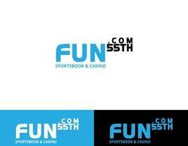 #7 untuk Fun55th.Com logo design oleh yaseenamin
