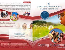 #15 para Brochure Design for Center for High School Global Alliances por creationz2011