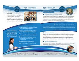 #10 para Brochure Design for Center for High School Global Alliances por creationz2011