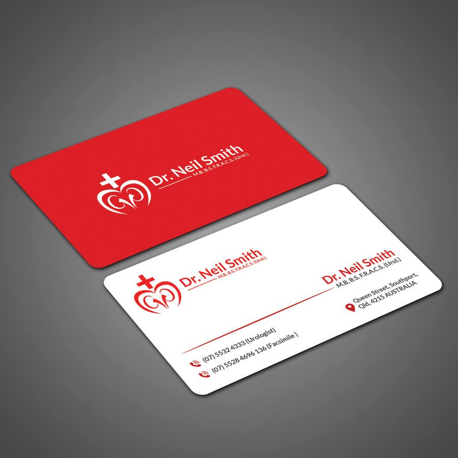 Entry 52 by patitbiswas for design some business cards for a contest entry 52 for design some business cards for a urologist specialist reheart Choice Image