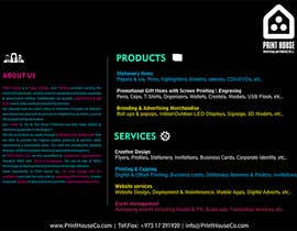 #31 untuk Design a Flyer for Print House Services oleh dsavio