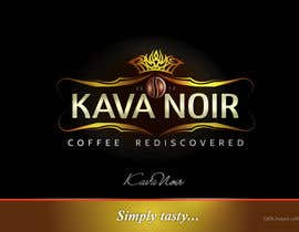 #218 for Logo Design for KAVA NOIR by KelvinOTIS