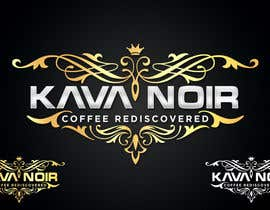 nº 129 pour Logo Design for KAVA NOIR par Jevangood