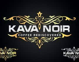 #102 для Logo Design for KAVA NOIR от Jevangood