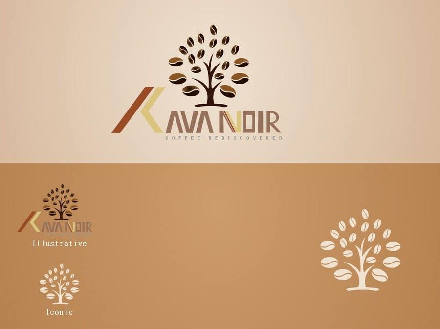 Конкурсная заявка №284 для Logo Design for KAVA NOIR