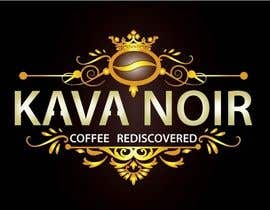 #136 for Logo Design for KAVA NOIR by denkoMK