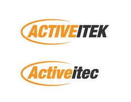 #366 para Logo Design for ActiveItek por xpert1833
