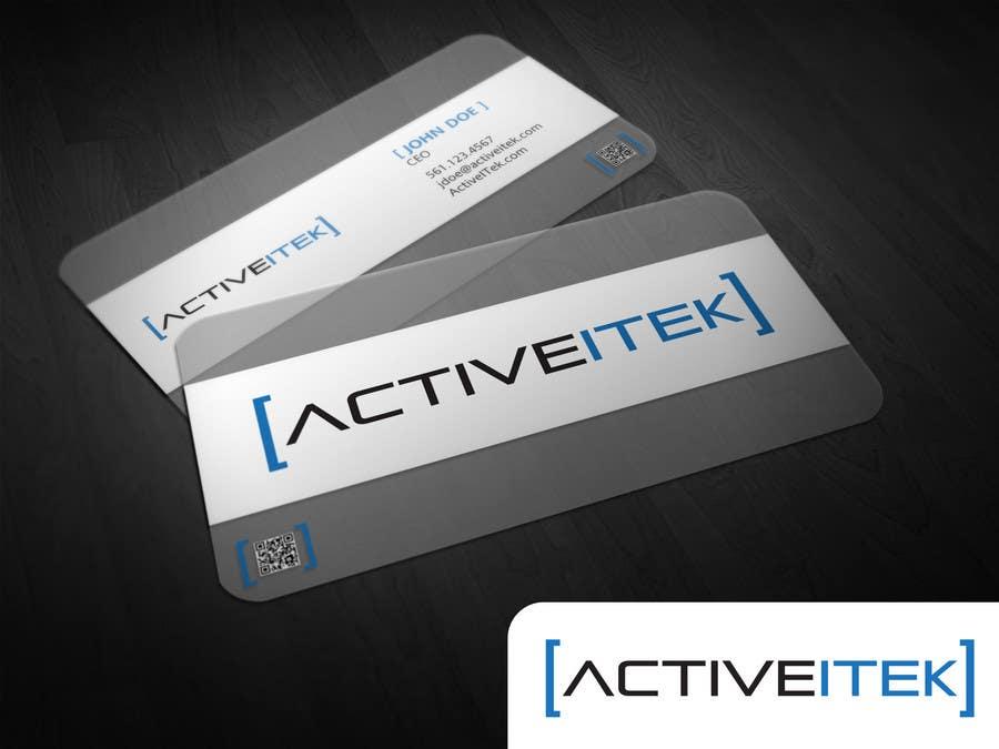 Konkurrenceindlæg #30 for Logo Design for ActiveItek