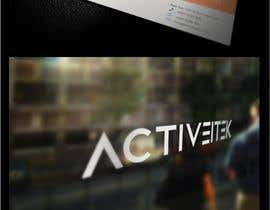 #162 para Logo Design for ActiveItek por timedsgn