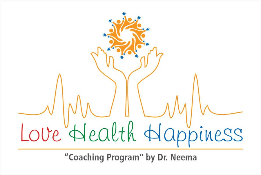 Entry 146 By Sanjaybhandare For Design A Logo For Love Health Happiness Freelancer