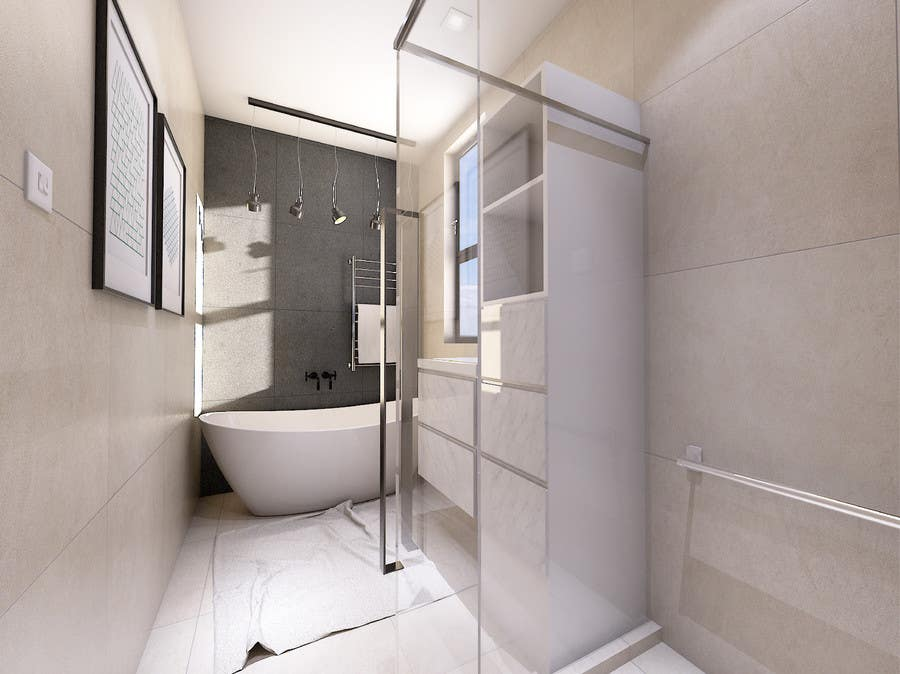 Entry 9 By Smoothphrae52 For Redesign Our Bathroom