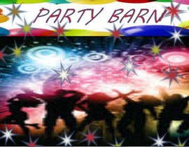 nº 5 pour Graphic Design for Party Barn par meen7