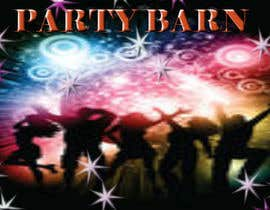 nº 23 pour Graphic Design for Party Barn par meen7