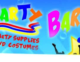 #31 para Graphic Design for Party Barn por cristianzaharia