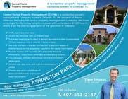 Contest Entry #55 for Ashington Park Flyer Design for Central Florida Property Management