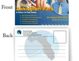 #39 for Ashington Park Flyer Design for Central Florida Property Management by hungdesign
