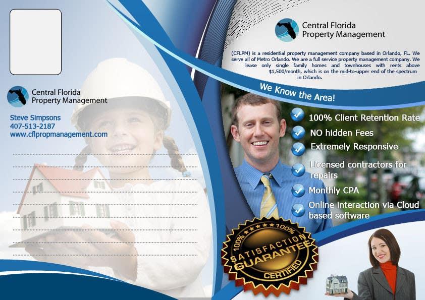 #25 for Ashington Park Flyer Design for Central Florida Property Management by EhabSherif