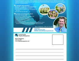 #34 para Ashington Park Flyer Design for Central Florida Property Management por Rooi
