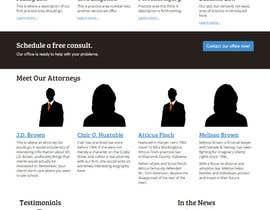 #8 untuk Landing Page For My Bail Bond Company Google Adwords Campaigns oleh getakash1