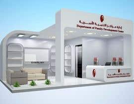 Nro 26 kilpailuun Exhibition stand 4 x 6 meters käyttäjältä archmamun