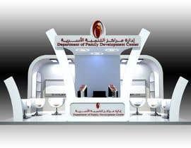 Nro 29 kilpailuun Exhibition stand 4 x 6 meters käyttäjältä archmamun