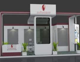 Nro 1 kilpailuun Exhibition stand 4 x 6 meters käyttäjältä dadisn