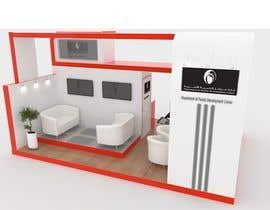 Nro 17 kilpailuun Exhibition stand 4 x 6 meters käyttäjältä pistudio