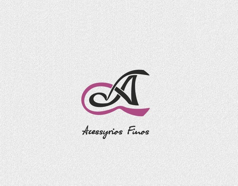 Kilpailutyö #                                        21                                      kilpailussa                                         Logo Design for Andréia Carvalho Boutique - Acessórios Finos
