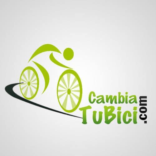 Konkurrenceindlæg #18 for Graphic Design for CambiaTuBici.com