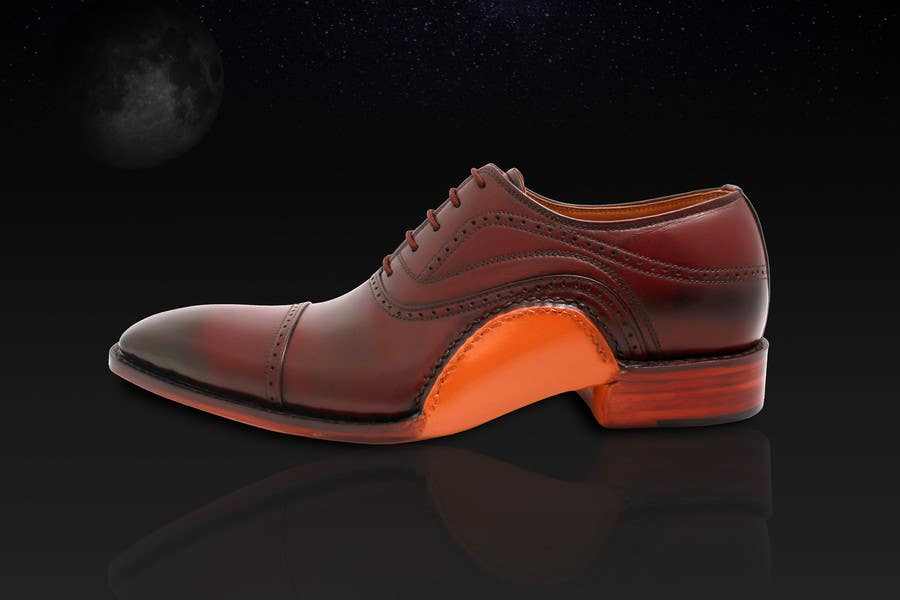 ea6ab74c123a Contest Entry  41 for Photoshop   retouch product (men leather dress shoes)  to