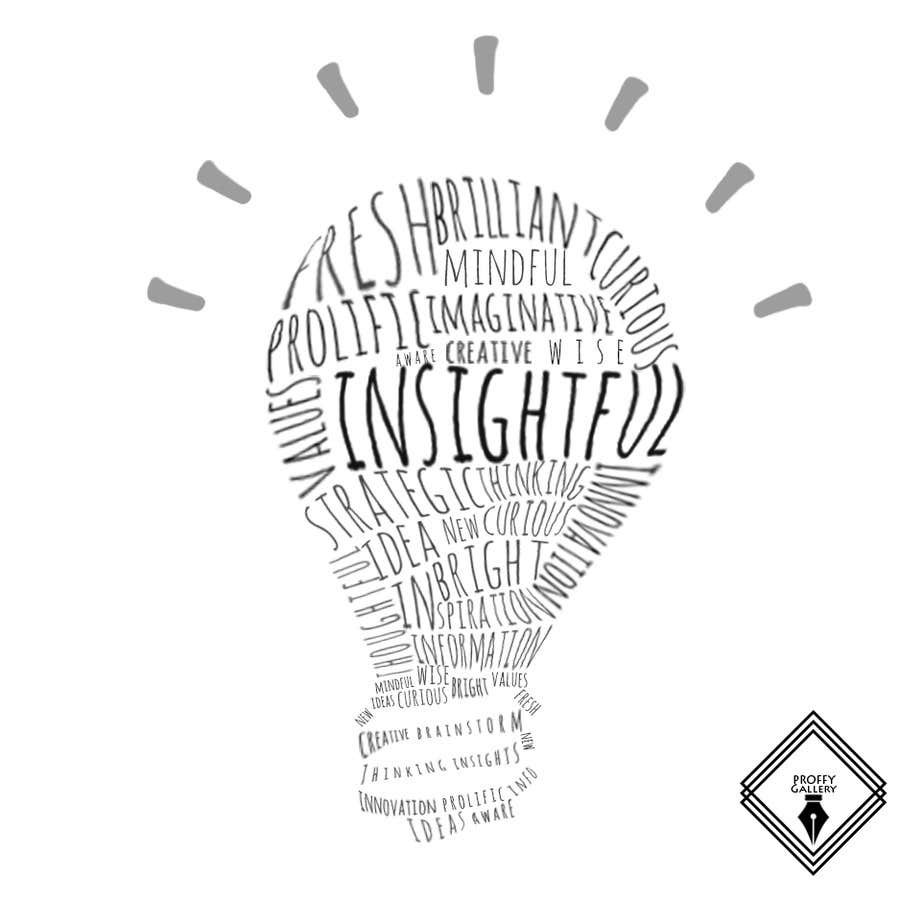 Entry 4 By Proffy24 For Graphic Design Work Hand Drawn Lightbulb