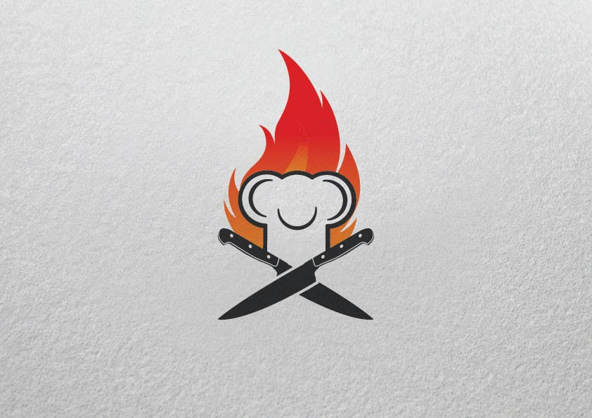 entry 66 by georgeorf for design a logo for chef s on fire a