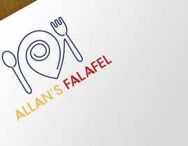 Nro 77 kilpailuun Logo for a Falafel restaurant käyttäjältä Yohanna2016