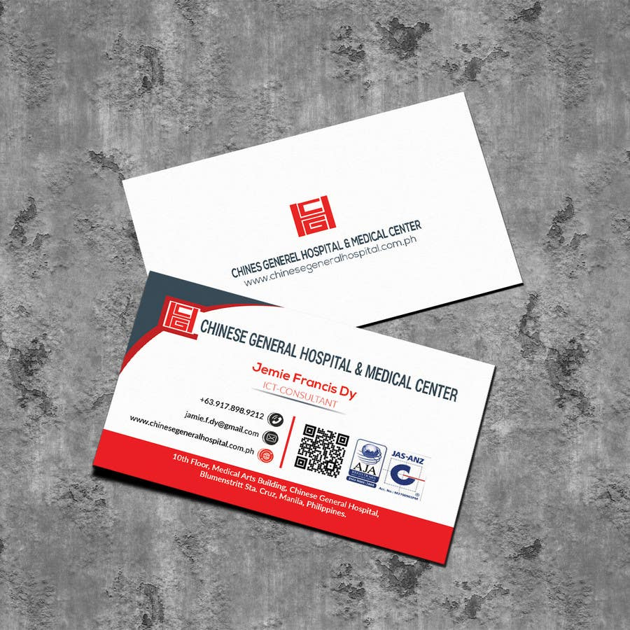 Entry #54 by raqibul2441139 for Business card design for a ...