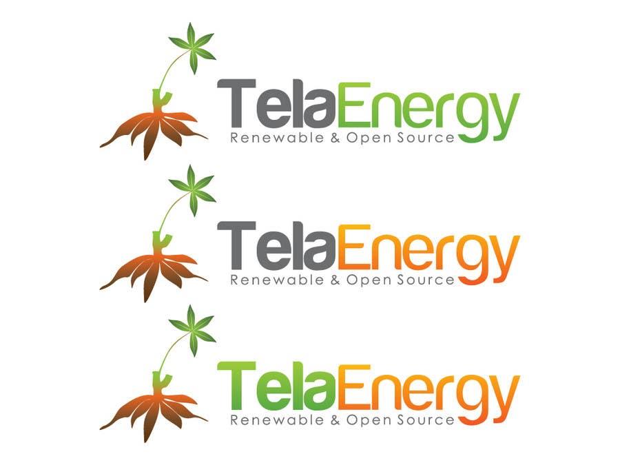 Inscrição nº                                         300                                      do Concurso para                                         Logo Design for Tela Energy