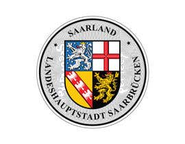 #7 pentru German License Plate Registration and State Seal Artwork de către ganjarelex