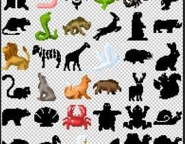 #5 , create a spreatsheet of 32x32px animals 来自 ClankY