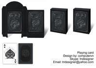 Graphic Design Inscrição do Concurso Nº11 para Graphic Design for Luxurious Playing Cards