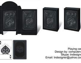 #11 untuk Graphic Design for Luxurious Playing Cards oleh computervn