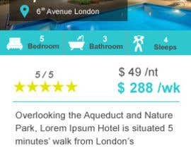 shrigenesiss tarafından Quick $50 Design a Website Element for a Hotel için no 11
