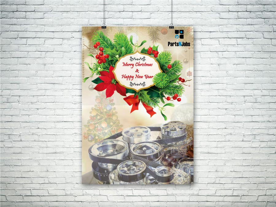 Entry 6 by hrhasan36 for design a customized e mail for christmas contest entry 6 for design a customized e mail for christmas and new year m4hsunfo