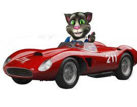 #16 for Draw a cartoon image of Talking Tom by OneArmBoxer
