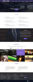 #8 untuk Redesign a website completely with a Corporate look! oleh sealedme