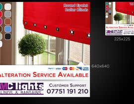 #9 para Graphic Design for AMC Lights Blinds And Bargains por su1d