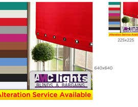 #2 untuk Graphic Design for AMC Lights Blinds And Bargains oleh su1d
