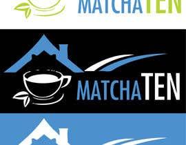 albertkts tarafından Design a Logo for Matcha Ten için no 64