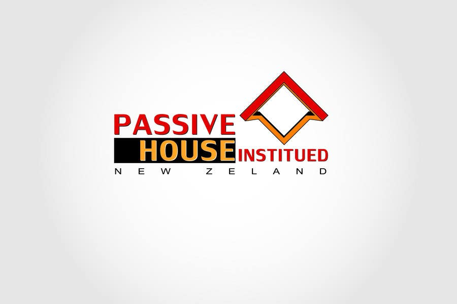 Contest Entry #                                        563                                      for                                         Logo Design for Passive House Institute New Zealand