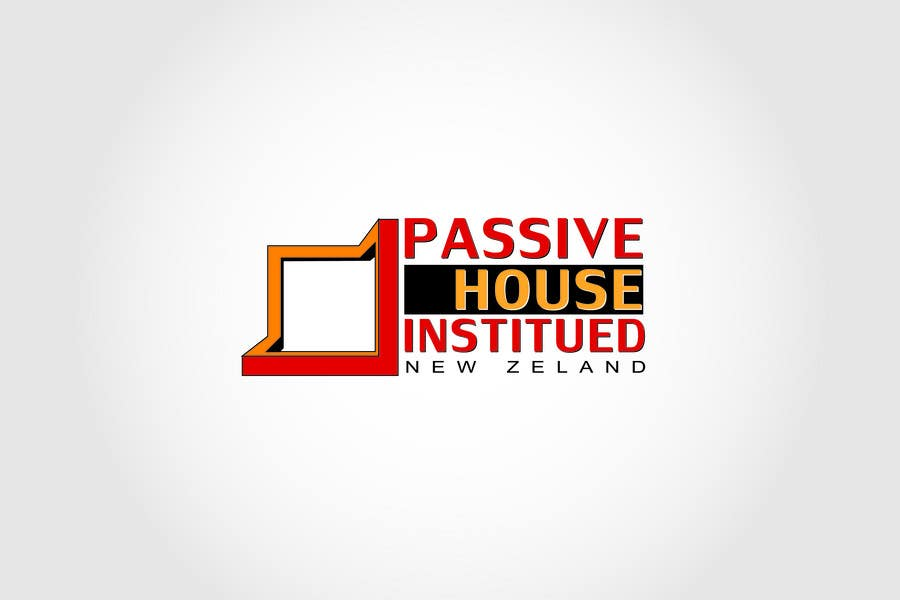Contest Entry #                                        566                                      for                                         Logo Design for Passive House Institute New Zealand